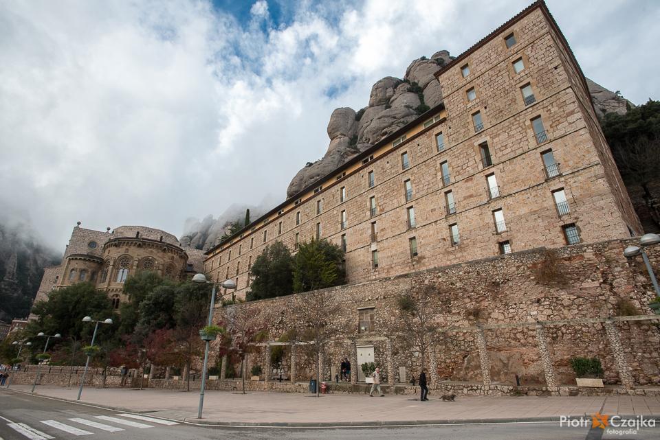 Hiszpania-Katalonia 3/3: Montserrat